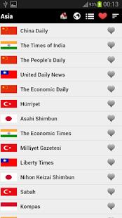 Macedonia Newspapers - náhled