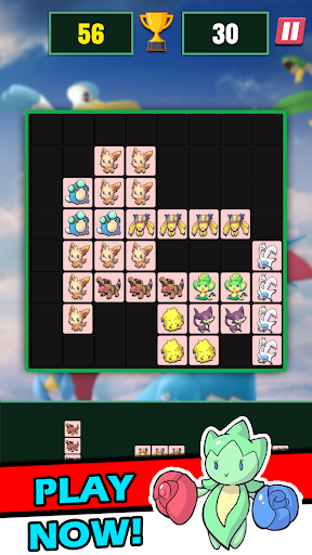 Poke Block Puzzle: Connect Animals 1.15 screenshots 4