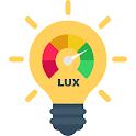 Lux Light Meter - illuminance light lux meter icon