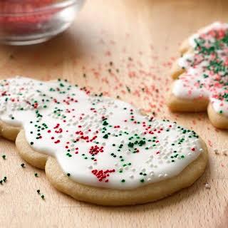 Basic Cookie No Baking Powder Recipes.