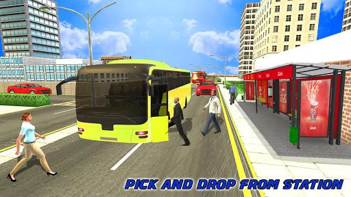 Bus Robot Transforming Game - Passenger Transport 1.1 screenshots 14