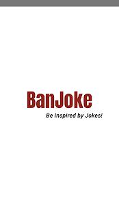 BanJoke - Be inspired by Jokes - náhled