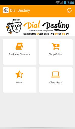 Dial Destiny - Official App