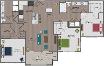 Go to Bellefontaine Floorplan page.