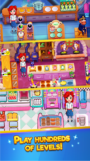 Chef Rescue - Cooking & Restaurant Management Game 2.10.2 screenshots 3