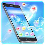 Bubble Heart Theme Icon