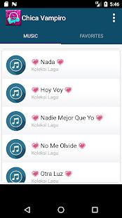 Chica Vampiro Music Full - náhled