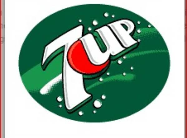 7-up  Tube Cake Recipe