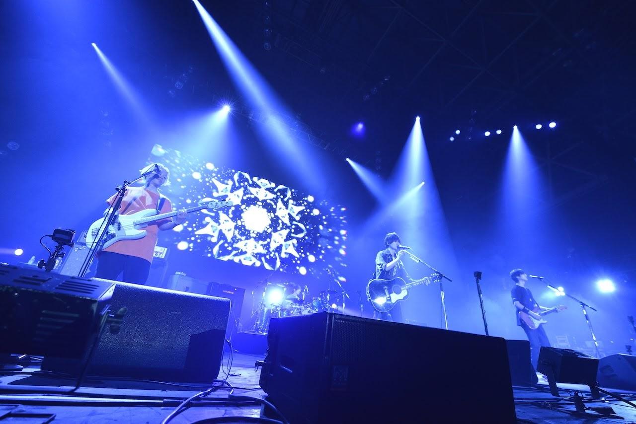 【迷迷現場】COUNTDOWN JAPAN 18/19 BUMP OF CHICKEN 首日壓軸登場留下滿滿感動