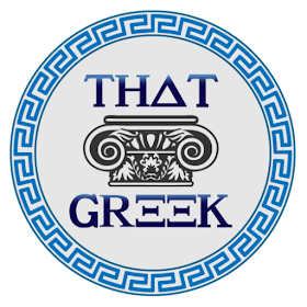 That Greek-Fraternity/Sorority