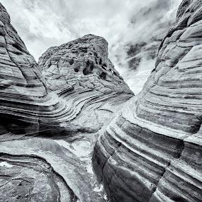 by Boštjan Rakovec - Black & White Landscapes