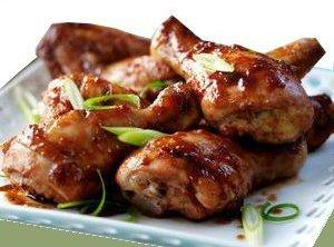 Roast Teriyaki Chicken Recipe
