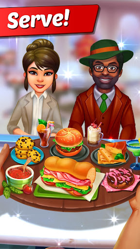 COOKING CRUSH: Cooking Games Craze & Food Games 1.1.2 screenshots 4