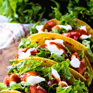 Easy Baked Tacos