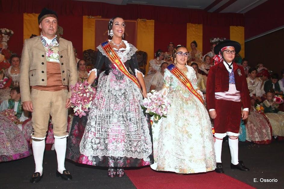 Presentación Falleras Mayores 2107 de Ramiro de Maeztu-Leones