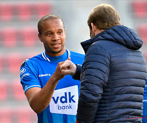 """Spelers en coach tevreden na doelpuntenfestival en plaatsing play-off 2: """"Waarom we dit niet vaker brengen? Deden het ook al tegen Club Brugge, maar ..."""""""