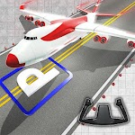 Airplane Parking Sim 3D Icon