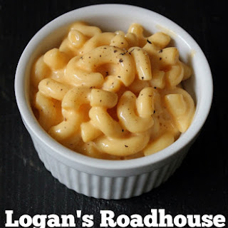 Logan's Roadhouse Copycat Mac and Cheese