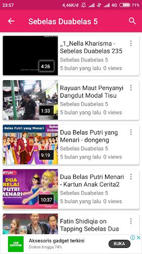 Download Lagu Dangdut Sebelas Duabelas APK latest version