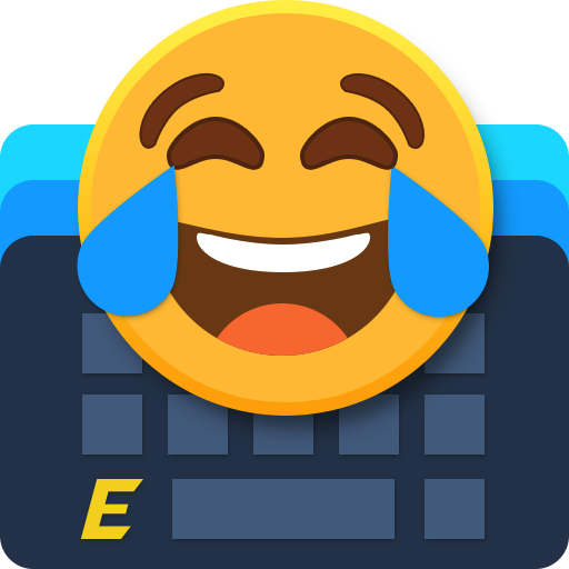 Emoji Keyboard 工具 App LOGO-硬是要APP