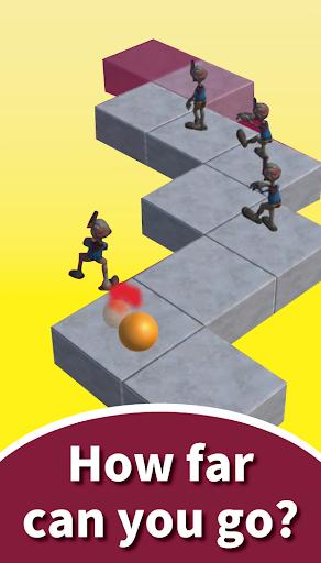 Zombie Crash (No.1 3D ball game) ss1