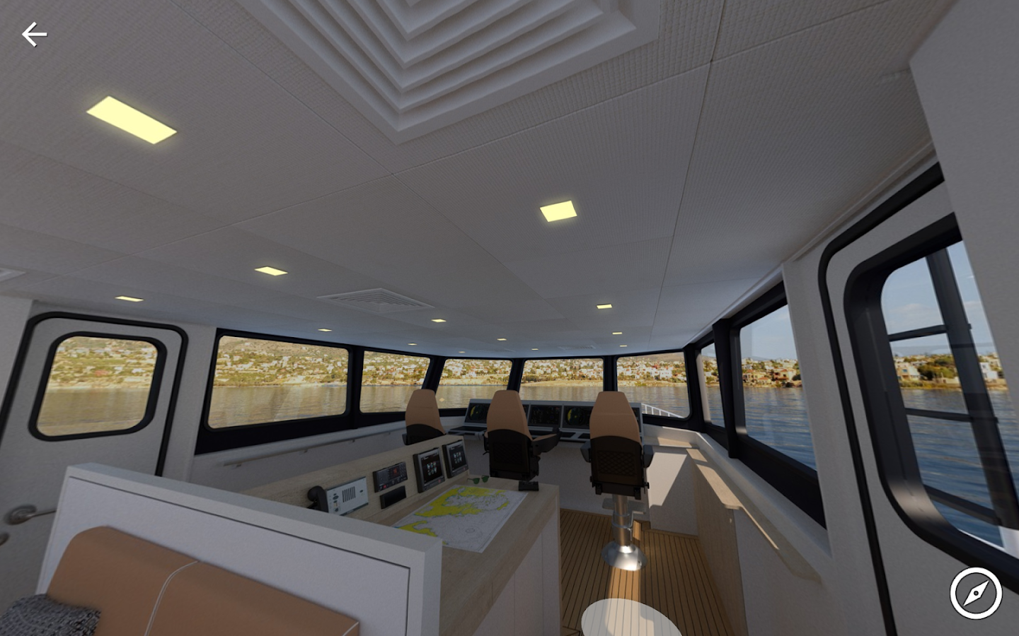 Yacht Support & SeaXplorer VR- screenshot