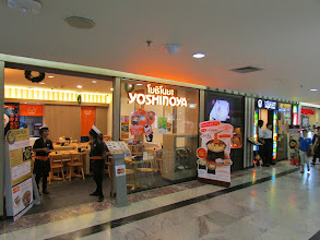 Photo: Thailand has Yoshinoya also! Why doesn't America have these?