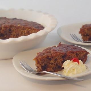 Cape Brandy Pudding / Tipsy Tart / Brandewyntert / Tipsytert