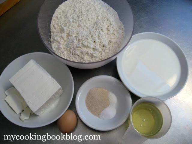 Кифлички със Сирене без яйца в тестото