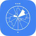Windy - extreme wind forecast icon
