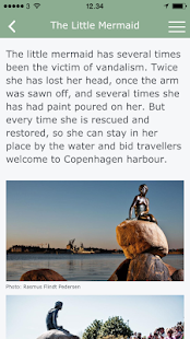 Visitor Guide Copenhagen- screenshot thumbnail