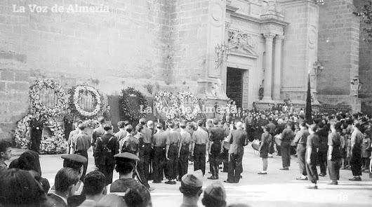 José Antonio resiste en la Catedral