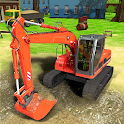 Heavy Excavator Simulator 2018 - Dump Truck Games icon