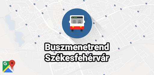 székesfehérvár helyijárat térkép Buszmenetrend Székesfehérvár – Alkalmazások a Google Playen