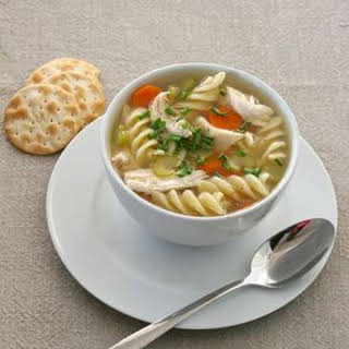 Chicken Soup Recipes.