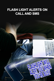Flash On Call a SMS - náhled