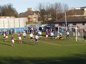 Photo: 17/02/07 v Petershill (Scottish Junior Cup 5th Rd) - contributed by Mike Latham