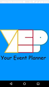 Your Event Planner screenshot 0