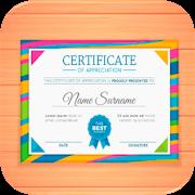 Certificate Maker icon