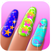 Nail Art Girl Manicure Android APK Download Free By Kangoo Games