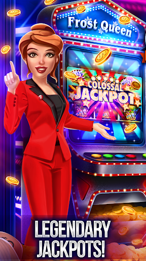 Slots™ Huuuge Casino - Free Slot Machines Games screenshot 3