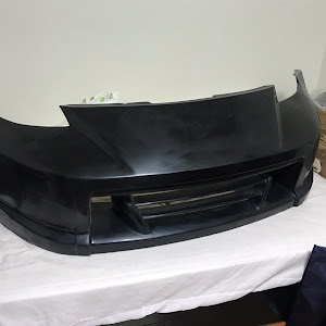 フェアレディZ Z33 のバンパーのカスタム事例画像 ゆうさんの2018年12月15日23:39の投稿