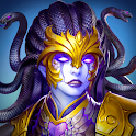 MythWars & Puzzles: RPG Match 3 icon