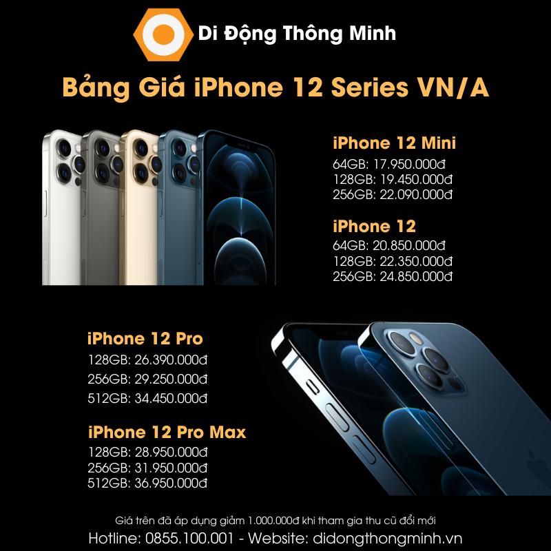 Đặt hàng iPhone 12