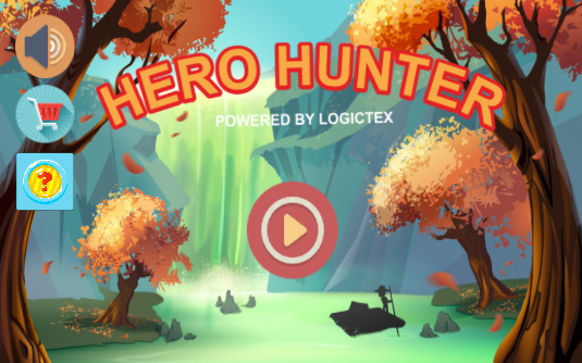 Hero Hunter- screenshot