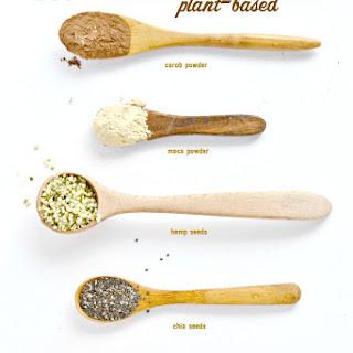 DIY Plant Based Protein Powder.