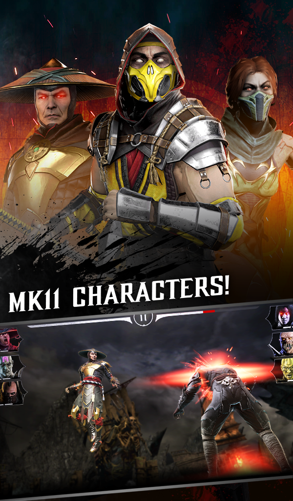 MORTAL KOMBAT APK Cracked Free Download | Cracked Android
