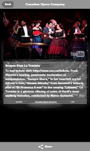 Canadian Opera Company - náhled
