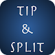 Tip & Split - Tip Calculator for PC-Windows 7,8,10 and Mac