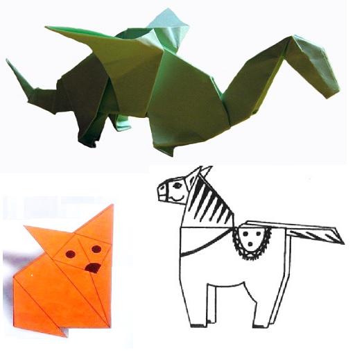 How to Make an Origami Elephant Designed by Fumiaki Kawahata | 512x512